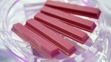 Nestle Debuts Natural Ruby Chocolate in KitKat-Crazed Japan