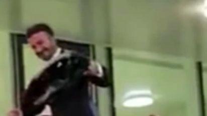 Beckham quiere a Cristiano y Messi juntos en el Inter Miami