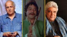 Javed Akhtar, Mahesh Bhatt Mourn Veteran Actor Jagdeep's Demise