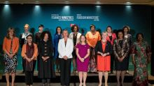 Women foreign ministers promise fresh perspective