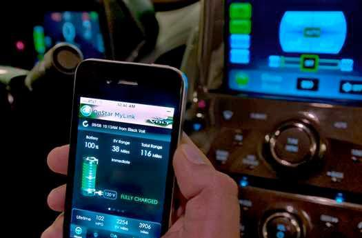 OnStar's MyLink smartphone apps now available on Android and iOS