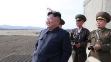 North Korean leader Kim Jong Un oversees test of new tactical guided weapon: KCNA