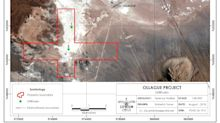 Lithium Chile Hits 480 Mg/L of Lithium Brine on 1st Drill Hole at Ollague, Chile