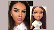 Bratz dolls are making a comeback by inspiring fierce make-up looks