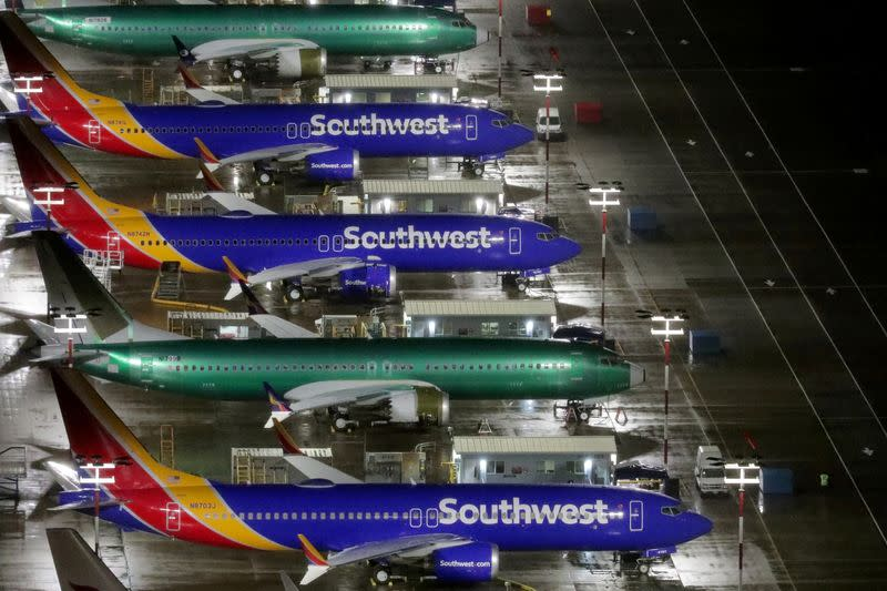 Boeing weighs cutting or halting 737 MAX production