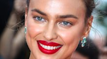 "Supermodel Irina Shayk's ""swimming pool"" foundation technique is actually genius"