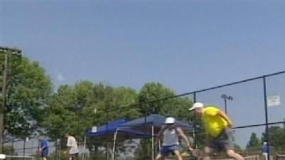 Middletown Hosts Pickleball Tournament