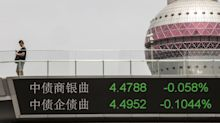 China's Stocks Lurch Lower Again as Rebound Proves Short-Lived
