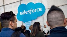 Salesforce Falls as Surprise Executive Exit Overshadows Earnings