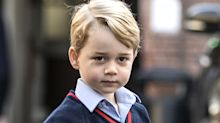 Prince George, 5, Spends the Weekend in Scotland for a Grouse Hunt