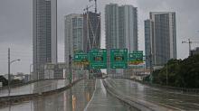 (FOTOS) La ciudad fantasmal antes del impacto de Irma