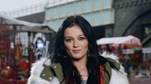 'EastEnders' star Katie Jarvis glassed by 'drunken Irish man' on night out in London