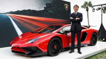 大師兄回來了!Lamborghini前執行長Stephan Winkelmann回任總裁兼執行長