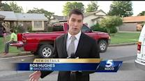 OKC homeowner says Wednesday house fire was his third