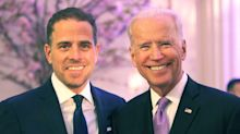 Joe Biden Gets Emotional Discussing Son Hunter's Memoir About Substance Abuse: 'It Gave Me Hope'