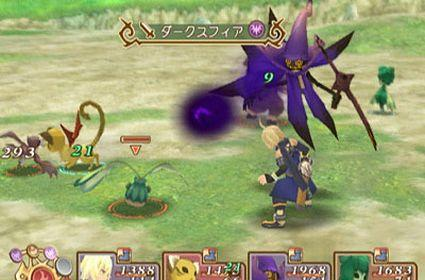 More details on monsters in Tales of Symphonia