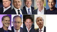 Discovery's Zaslav, Disney's Iger among highest paid CEOs