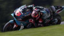 Moto - MotoGP - Styrie - GP de Styrie : Fabio Quartararo deuxième des essais libres derrière Joan Mir
