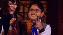 12-year-old schoolboy from Barnet named Child Genius 2017 after tense final