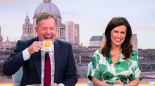 Get ready for even MORE Piers and Susanna! Good Morning Britain is getting an evening spin-off
