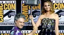 Natalie Portman to play Lady Thor opposite Chris Hemsworth in Marvel sequel