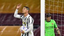 Serie A : la Juventus, sauvée par Ronaldo, arrache le point du match nul face à une belle Roma