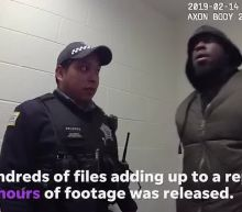Jussie Smollett: Chicago police share previously unseen video of rope around actor's neck