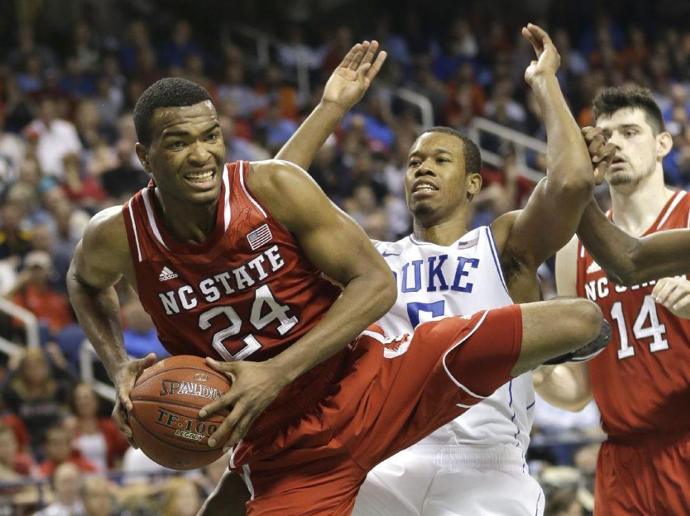 NC State's TJ Warren to enter NBA draft