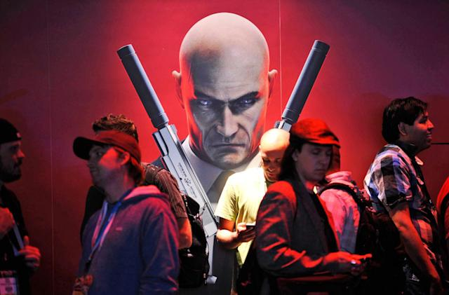 A 'Hitman' series is coming to Hulu from the creator of 'John Wick'