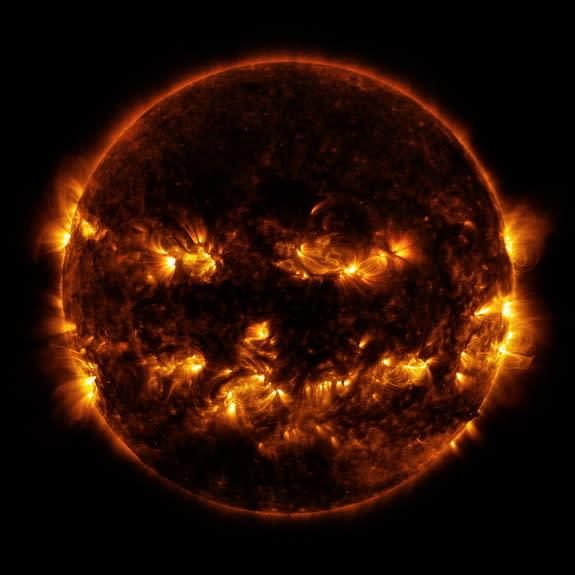 Strange Behavior of the Sun's Iron Heart Surprises Scientists