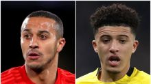 Liverpool have competition for Thiago as United try to seal Sancho deal