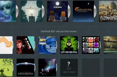 Indie Game Music Bundle 2 now available, with Aquaria, Sworcery, more