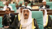 Kuwait says emir recovered from 'setback'