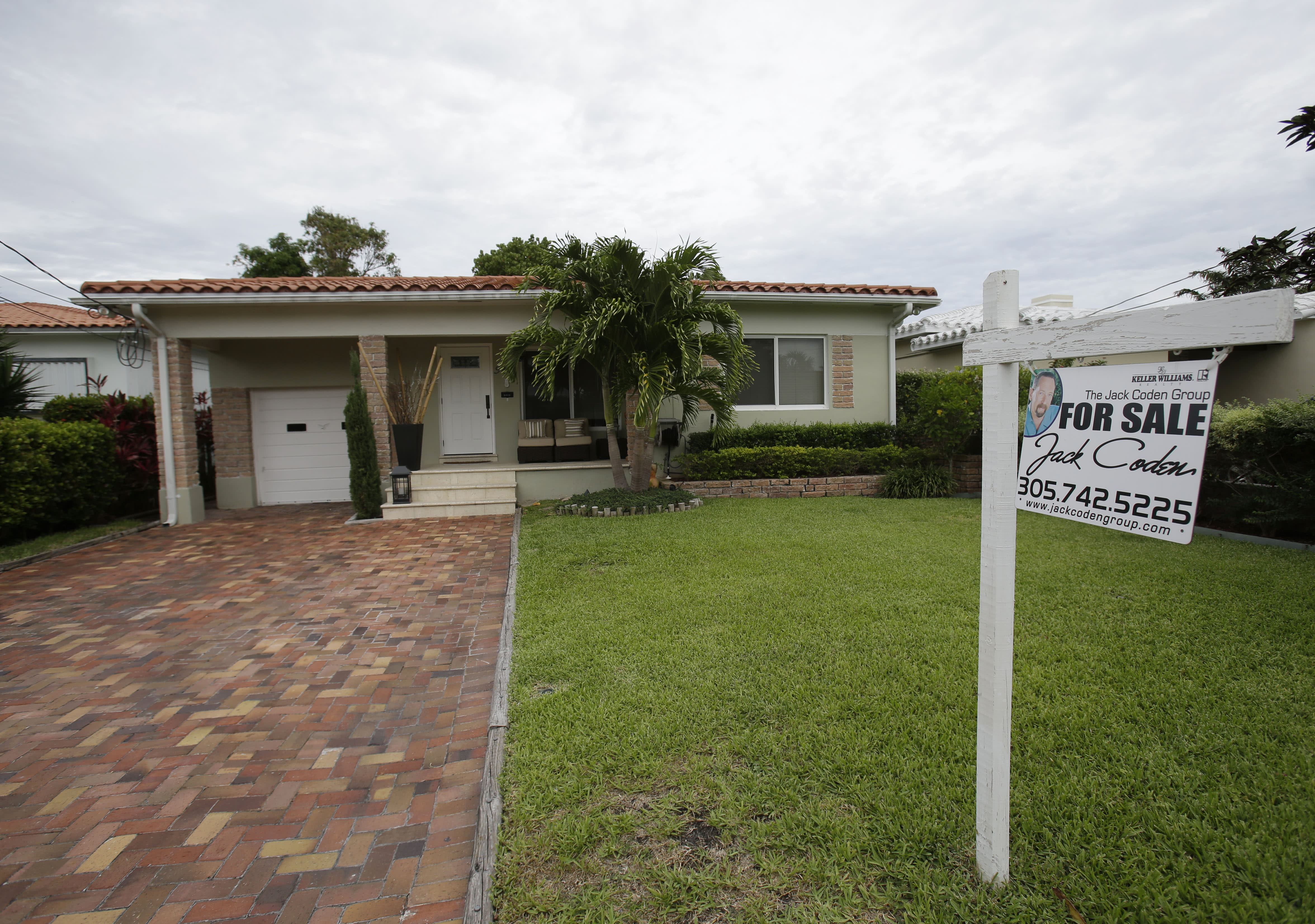 US home prices rise in May by most in 7 years