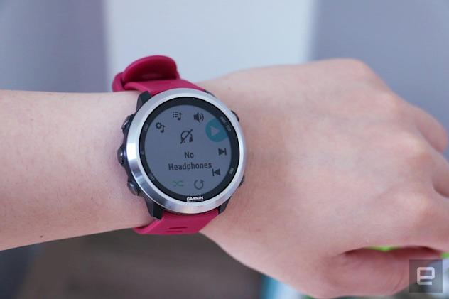 Garmin's Forerunner 645 (a staff favorite) is 50 percent off at Amazon