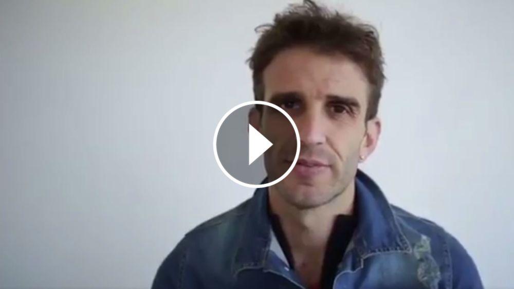 """Alonso se despidió de River con un video: """"El agradecido soy yo"""""""