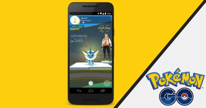 Sprint stores are PokéStops and Gyms for 'Pokémon Go'