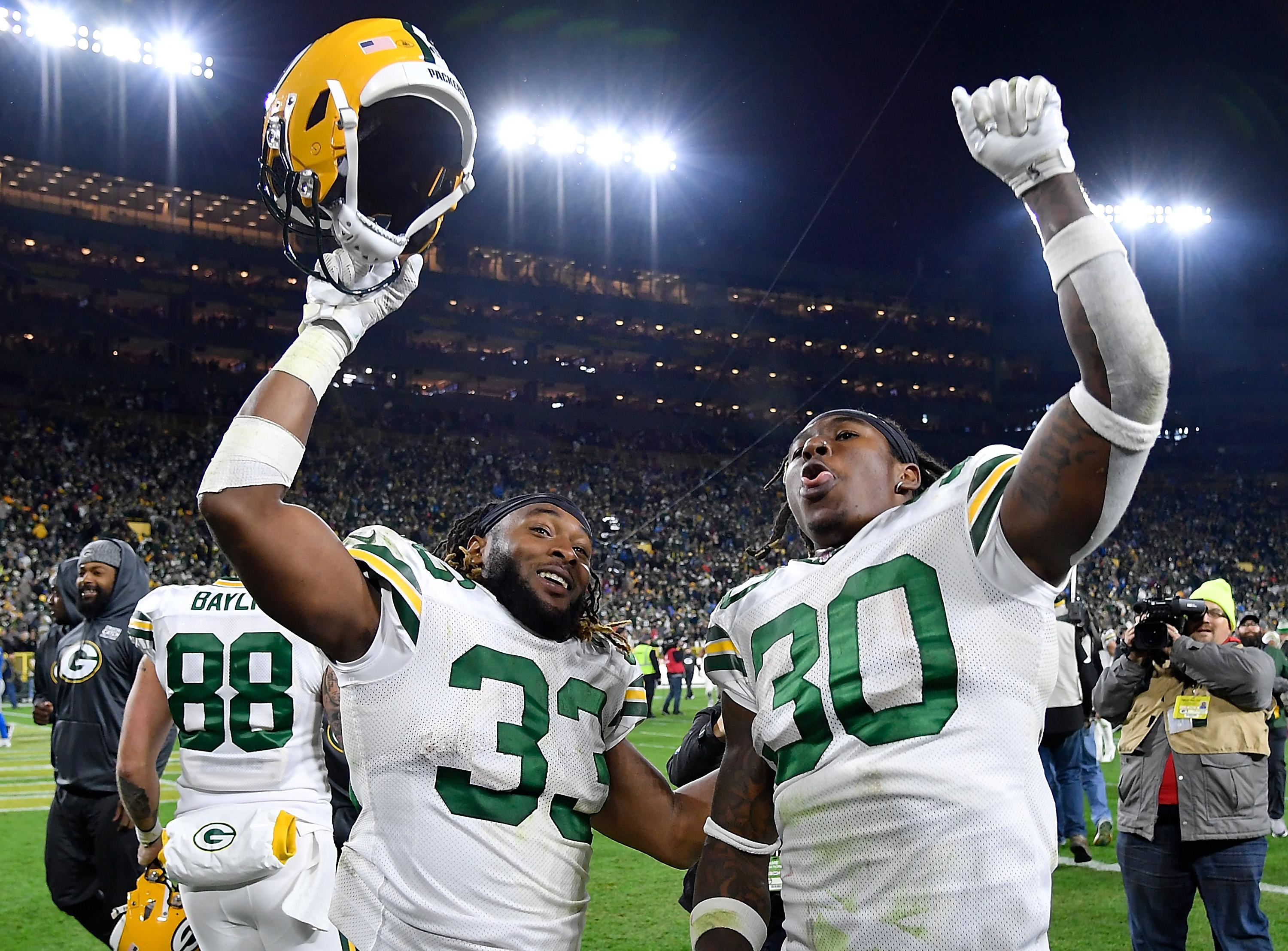Week 8 Fantasy Review Both Packers Rbs Are Worth Starting