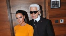 Celebrities, notable figures react to Karl Lagerfeld's death