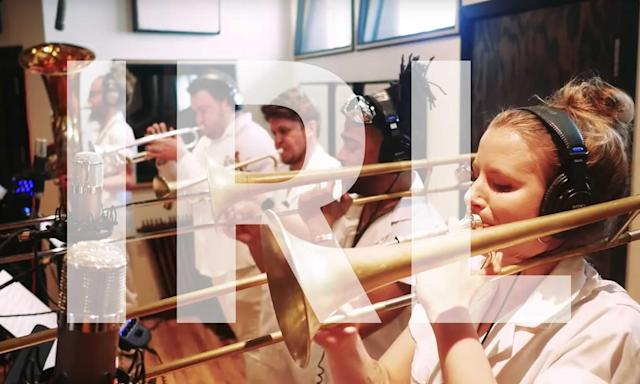 What we're listening to: Brass Against and 'Gastropod'