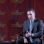Peter Thiel predicts Trump will get re-elected