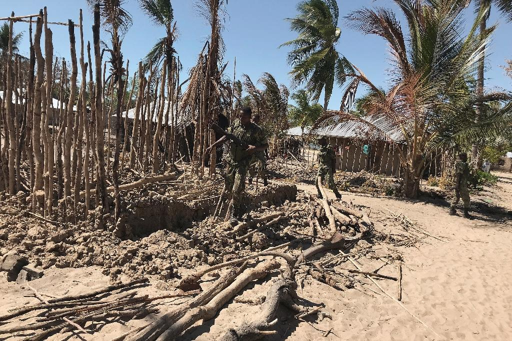Villages in remote northern Mozambique have been repeatedly attacked by a shadowy Islamist group -- more than 200 people have died since 2017