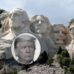 White House Asked South Dakota Governor About Adding Trump to Mount Rushmore (Report)