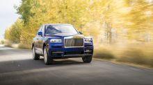 Rolls-Royce Cullinan startet zum Jahresende für 315.000 Euro