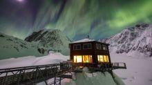 Luxury chalet to open on peak of Alaskan glacier