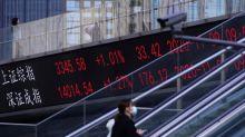 Borsa Shanghai in ribasso da massimi 5 anni su calo beni consumo, immobiliare