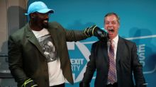 Nigel Farage's one-man alliance has already fallen apart
