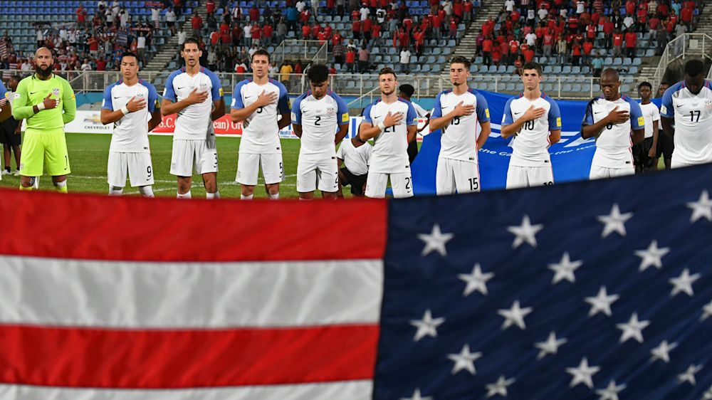 Fox Sports says its passion for 2018 World Cup unchanged despite USA elimination