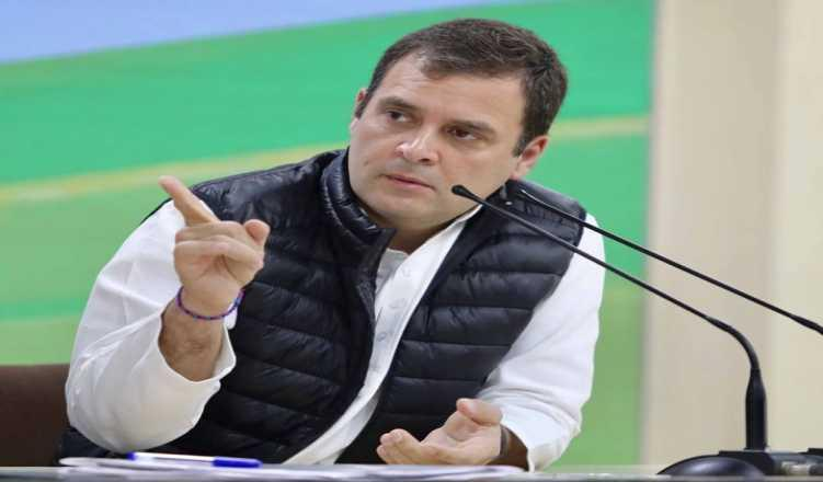 If Congress voted to power, indebted farmers will not be sent to jails: Rahul