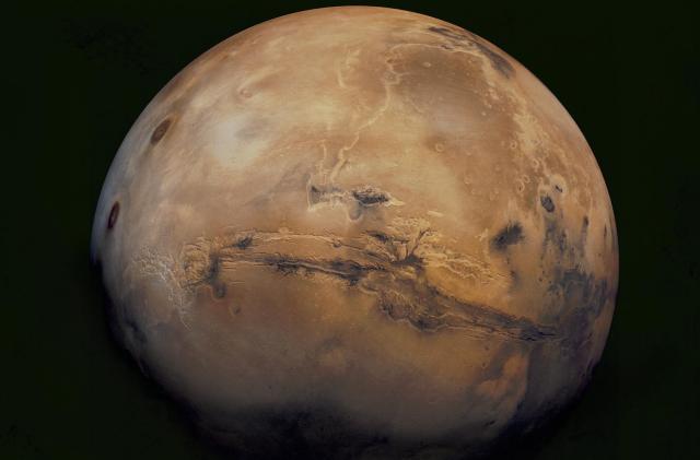 Scientists find evidence of multiple underground lakes on Mars